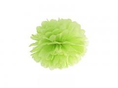 Pom-pom světle zelený 25 cm