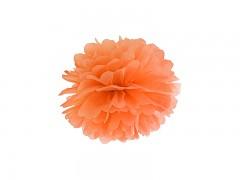 Pom-pom oranžový 25 cm