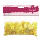 Knoflíky žluté