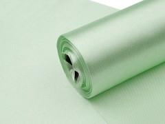 Satén 16 cm x 9 m jemně mátově zelený