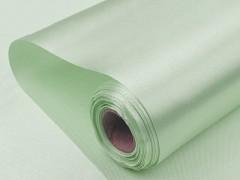 Satén 36 cm x 9 m jemně mátově zelený
