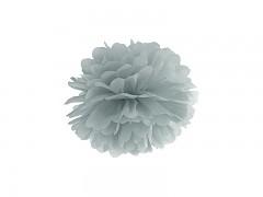 Pom-pom šedý 25 cm
