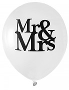 "Balónek ""Mr & Mrs"""