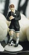 Figurka na svatební dort Ženich fotbalista
