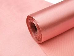 Satén 16 cm x 9 m korálově růžový