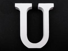 Písmeno U