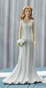 Figurka na svatební dort Romantická nevěsta
