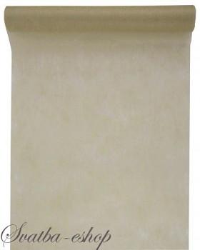 Vlizelín 30 cm x 10 m světle hnědý