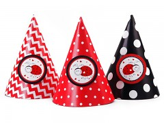 Party kloboučky berušky