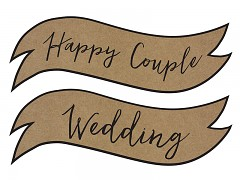 Cedule Wedding + Happy Couple