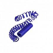 Závěsná dekorace serpentýny modré