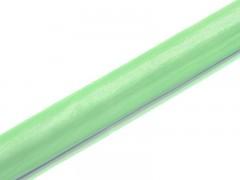 Organza 36 cm x 9 m mátově zelená