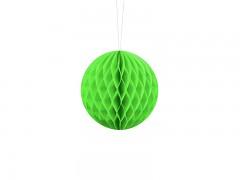 Honeycomb koule zelená 10 cm