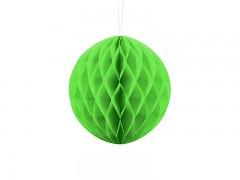 Honeycomb koule zelená 20 cm