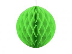 Honeycomb koule zelená 30 cm