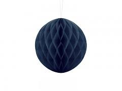 Honeycomb koule tmavě modrá 20 cm