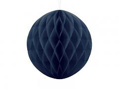 Honeycomb koule tmavě modrá 30 cm