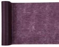 Vlizelín 30 cm x 10 m tmavě purpurově fialový