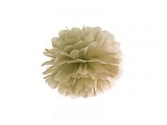 Pom-pom zlatý 25 cm