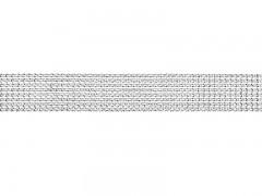 Krystalkový pás 4 cm x 9 m
