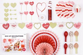 Kolekce dekorací Sweet Love