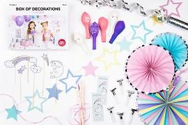 Kolekce dekorací Jednorožec