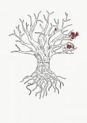 Svatební strom inspirovaný GoT A4