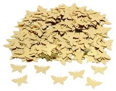 Konfety motýlci zlatí