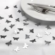 Konfety Motýlci stříbrní