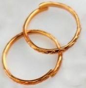 Prstýnky do svatební výslužky zlaté
