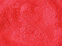 Dekorační písek červený 400 g