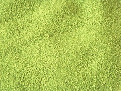 Dekorační písek světle zelený 400 g