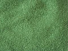 Dekorační písek tmavě zelený 400 g