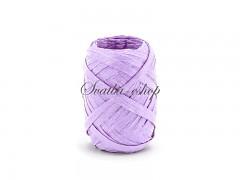 Svatební pokladnička malá bílá s fialovými lila mašličkami