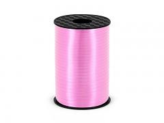 Vázací stuha růžová 5 mm x 225 m