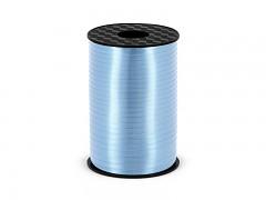 Vázací stuha světle modrá 5 mm x 225 m