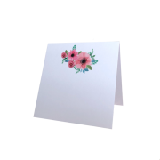 Jmenovka čtyři luční květy