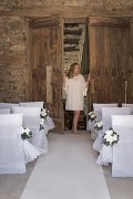 Svatební koberec bílý 1 x 15 m