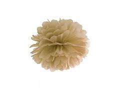 Pom-pom přírodní 25 cm