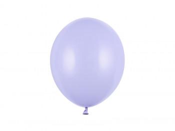 Balónek jemně světle fialový pastelový 10 ks