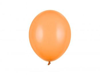 Balónek meruňkový pastelový 10 ks