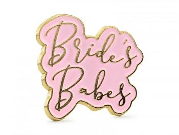 Odznáček Bride's Babes