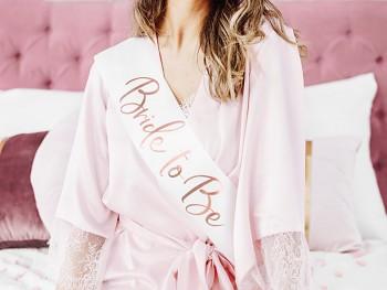 Šerpa Bride to Be pro nevěstu