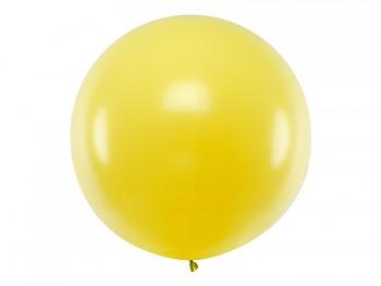 Balónek žlutý ø 1 m